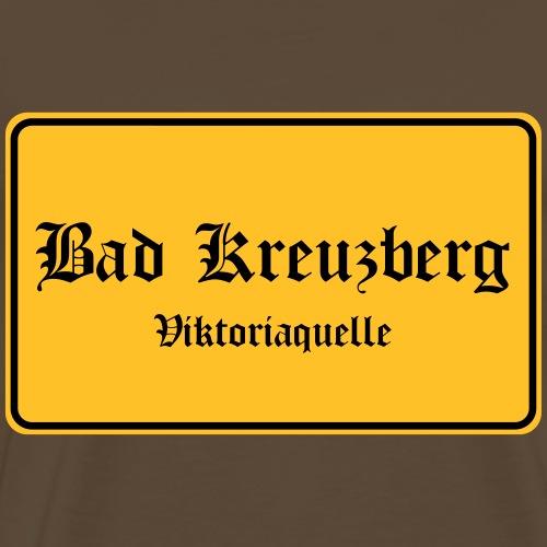 Bad Kreuzberg Viktoriaquelle - Männer Premium T-Shirt