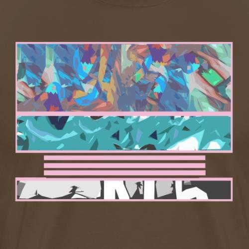 Slur-F05 - Men's Premium T-Shirt