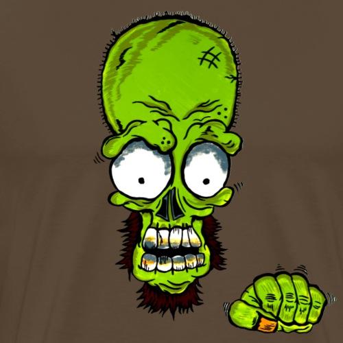 Ghettofaust Monster II - Männer Premium T-Shirt