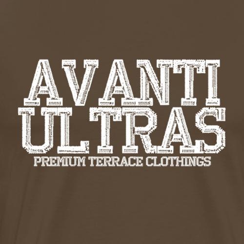 Avanti Ultras Vintage - Männer Premium T-Shirt