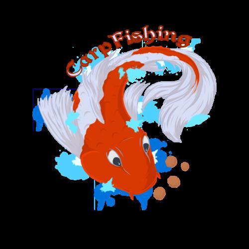Carpa Koi - Carp Fishing - Maglietta Premium da uomo