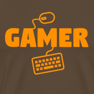 Gamer - Men's Premium T-Shirt