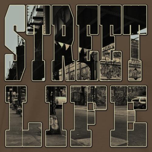 Street life - T-shirt Premium Homme