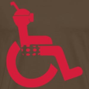 Snorkel - Mannen Premium T-shirt