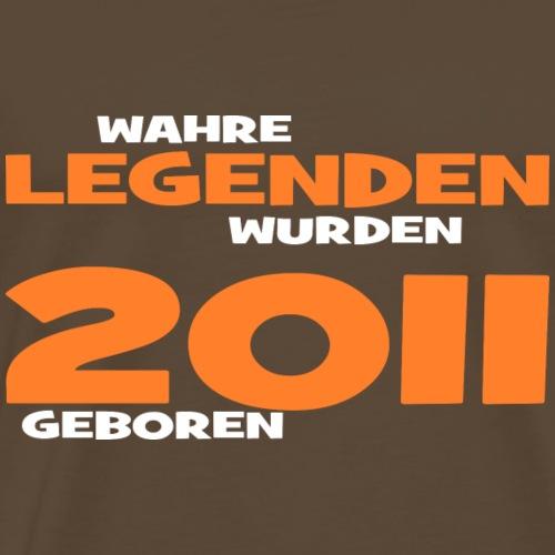 Wahre Legenden 2011 - Männer Premium T-Shirt