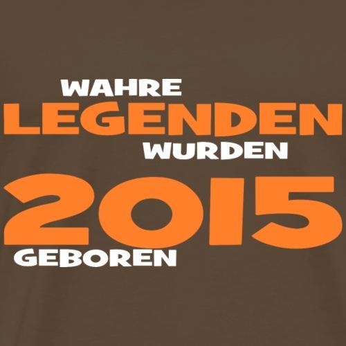 Wahre Legenden 2015 - Männer Premium T-Shirt