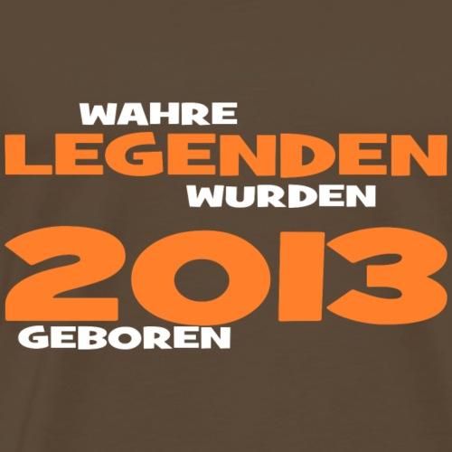 Wahre Legenden 2013 - Männer Premium T-Shirt