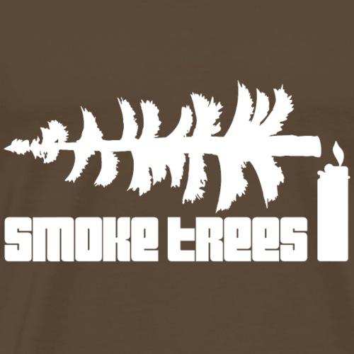 Roadman Shaq Smoke Trees Meme - Männer Premium T-Shirt