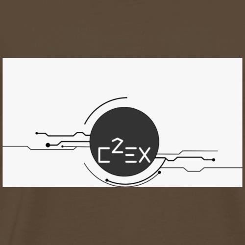 LOGO C2EX - Männer Premium T-Shirt