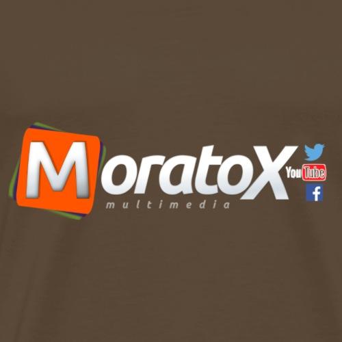 MoratoX - Camiseta premium hombre