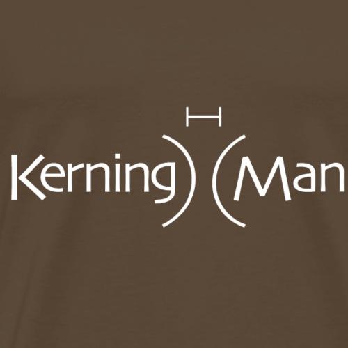 Kerning Man - Men's Premium T-Shirt