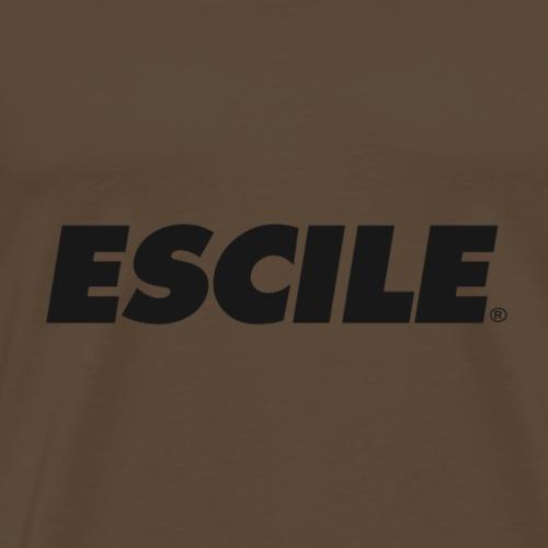 Maglia Bicolore Uomo - Maglietta Premium da uomo