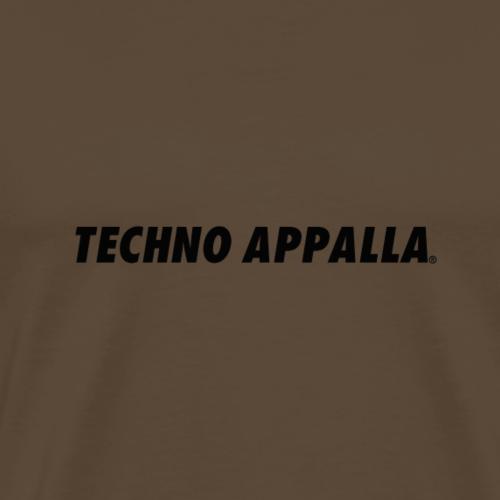 TECHNO APPALLA ORIGINALS NEW BRAND - Maglietta Premium da uomo