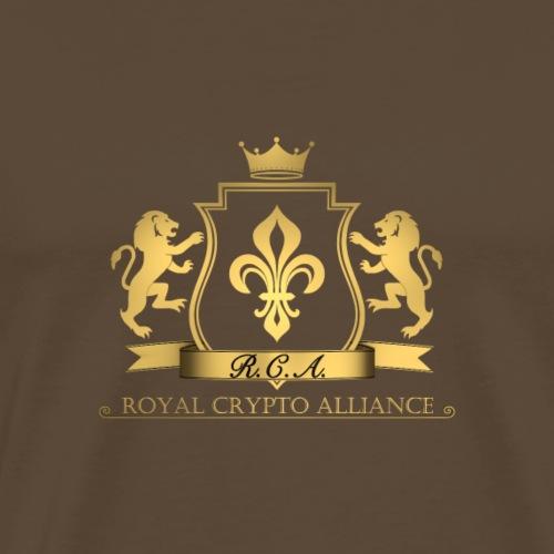 RCA - Logo - Männer Premium T-Shirt