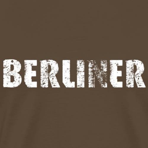 2538 Berliner - Männer Premium T-Shirt