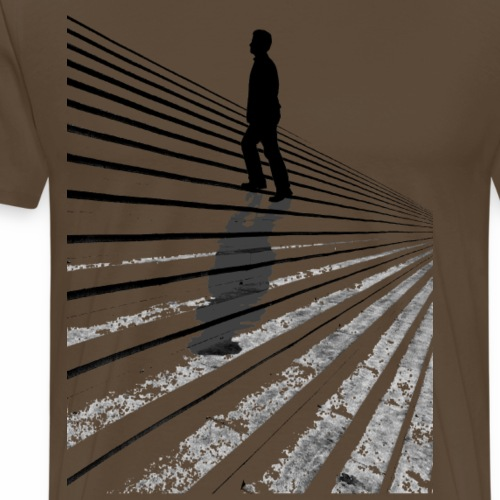 Stairs - Men's Premium T-Shirt