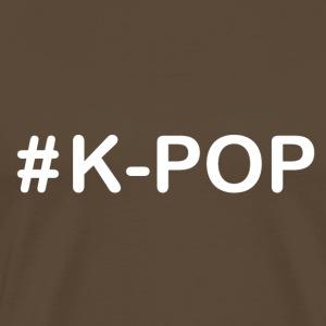 k-pop # - T-shirt Premium Homme