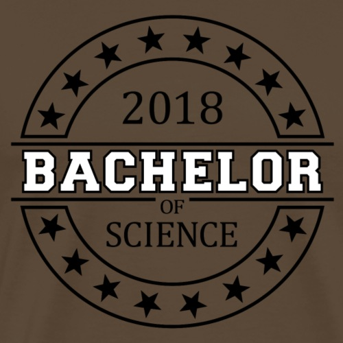 Bachelor of Science 2018 - Männer Premium T-Shirt