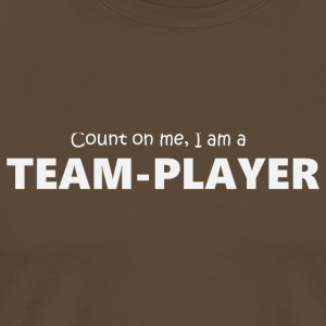 Teamplayer 5 (2174) - Männer Premium T-Shirt