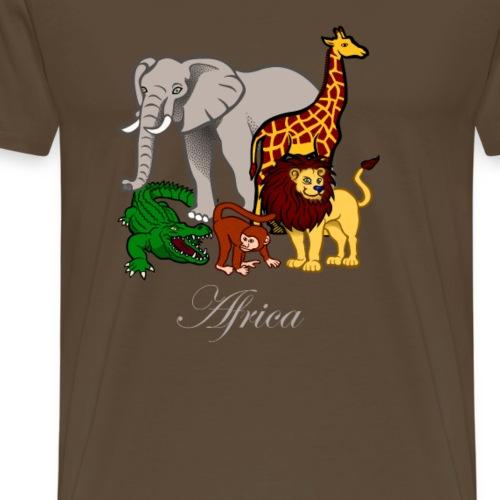 africa - Männer Premium T-Shirt
