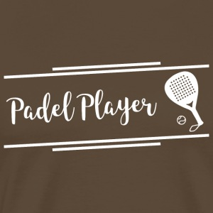 Padel Player - T-shirt Premium Homme