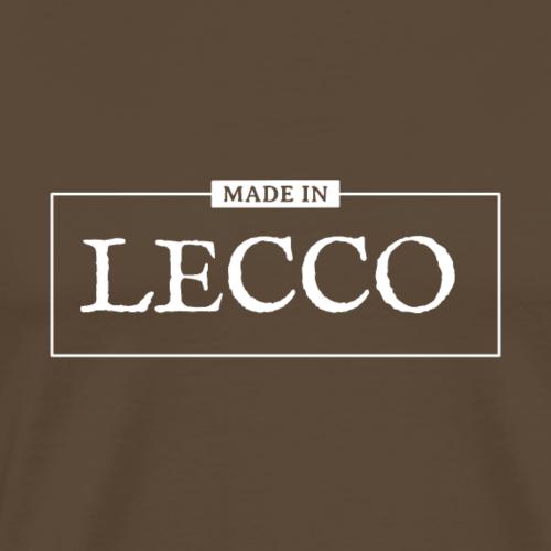 Made in Lecco | The Origins - Maglietta Premium da uomo