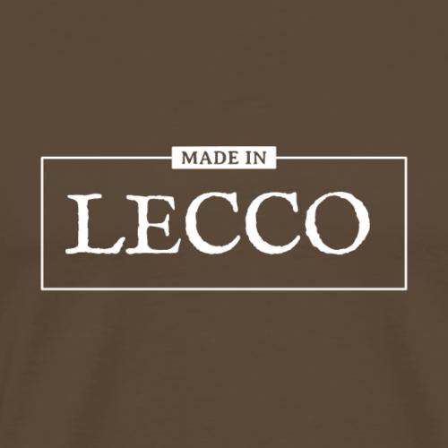 Made in Lecco   The Origins - Maglietta Premium da uomo