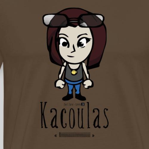 Kacoulas - T-shirt Premium Homme