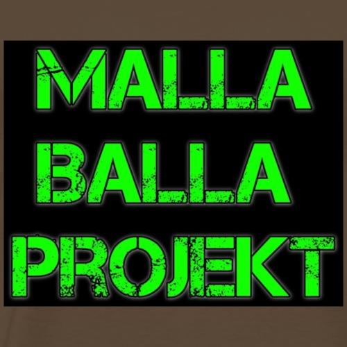 Malla-Balla T-Shirt 2019 - Männer Premium T-Shirt