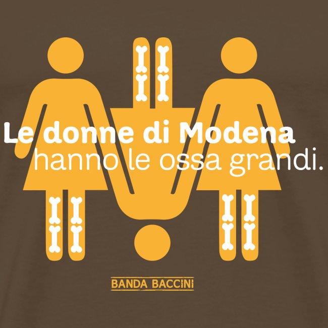 Le donne di Modena.
