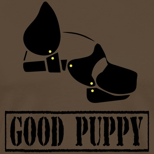 Good Puppy - Mannen Premium T-shirt