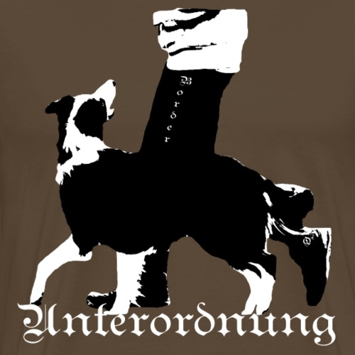 Border Collie, Rally Obedience,Hundesport - Männer Premium T-Shirt