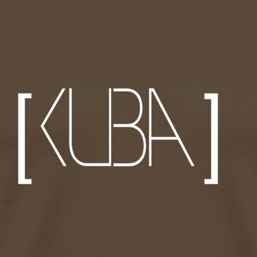 Kuba White - Männer Premium T-Shirt