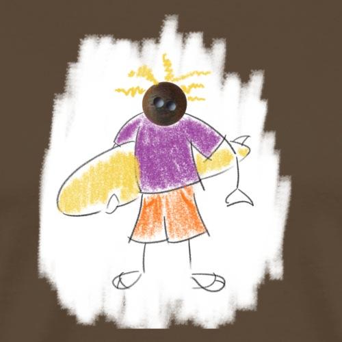 surf 2 - T-shirt Premium Homme