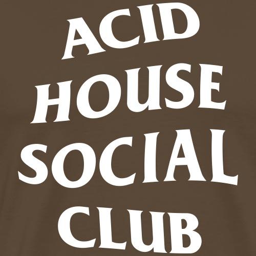Acid House Social Club - Men's Premium T-Shirt