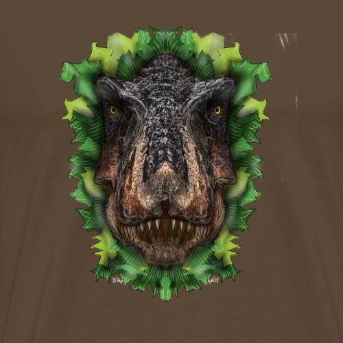 Rext - original artwork by artist Jon Ball - Men's Premium T-Shirt