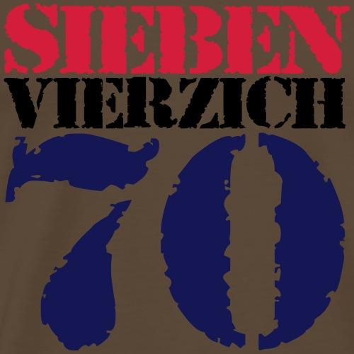 Logo 4770 - Männer Premium T-Shirt