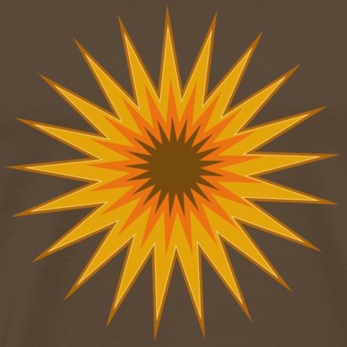 Sonne, Sun - Männer Premium T-Shirt