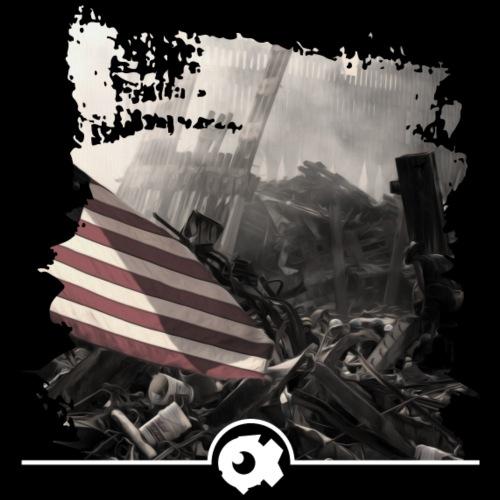 world trade center 9 11 - Männer Premium T-Shirt