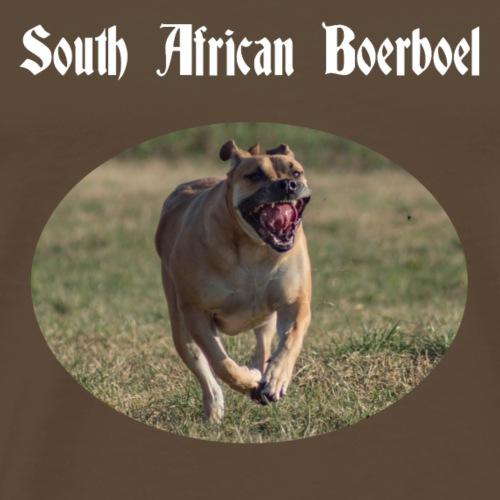 South African Boerboel - Männer Premium T-Shirt