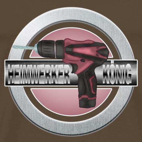 Heimwerker König - Männer Premium T-Shirt