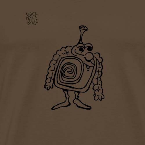 Intestino - Maglietta Premium da uomo
