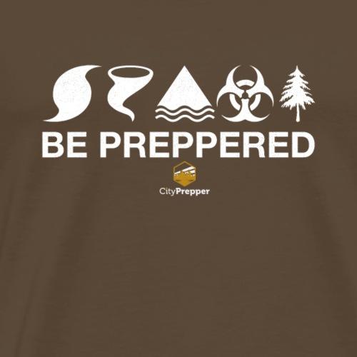 Be Preppered 2 - Männer Premium T-Shirt