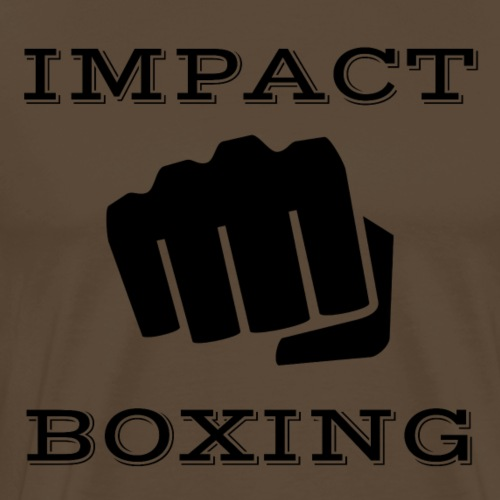 Impact Boxing - T-shirt Premium Homme