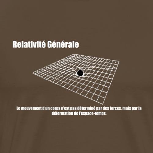 Relativité Générale - T-shirt Premium Homme