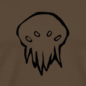 Tiny Cthulhu monster - Men's Premium T-Shirt