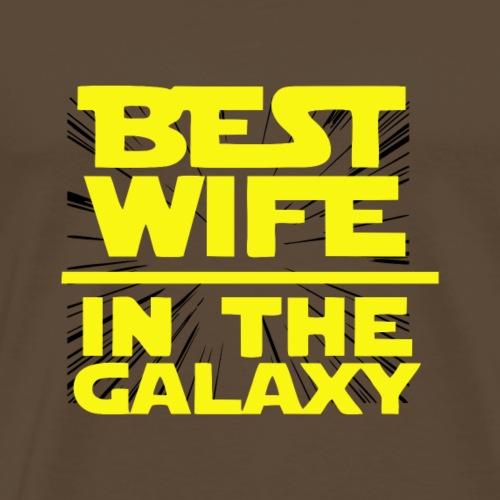 BW1 - Premium-T-shirt herr