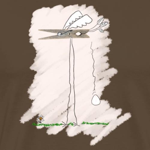 oiseau 3 - T-shirt Premium Homme