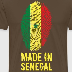 Made In Senegal / Sénégal - Männer Premium T-Shirt