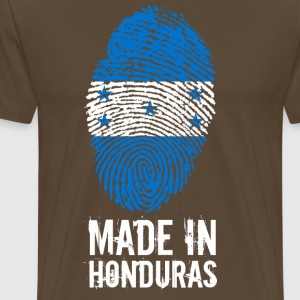 Made In Honduras - Premium T-skjorte for menn